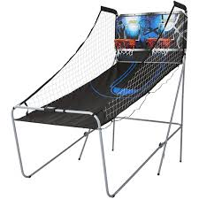 md sports 2 player arcade basketball game with 8 game options