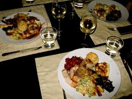 reved thanksgiving staples a tale of three kitchens