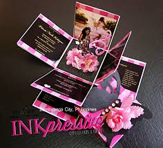 18th Birthday Invitation Card Designs 18th Birthday Invitation Card