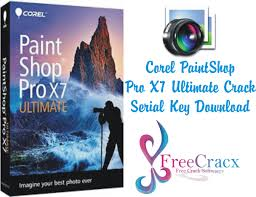 corel paintshop pro x7 ultimate serial key download