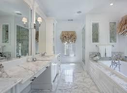 unusual inspiration ideas marble bathroom carrera design tile