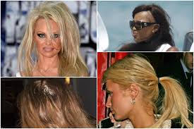 Wigs By Vanity Cut It Out Hollywood U0027s Worst Wigs And Extensions Page Six