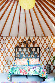 Dream Vacations Luxury Yurt Airbnb In La A Side Of Sweet