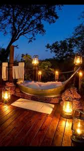 outdoor bathtub 171 best outdoor bath images on pinterest outdoor bathrooms