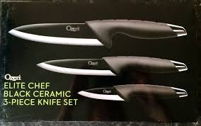 Good Quality Knives For Kitchen Ozeri Elite Chef Ceramic Kitchen Knives Mum Thats Me