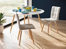 Esszimmerstuhl Auflagen Stuhl Hellgrau Sessel Esszimmerstuhl Küchenstuhl