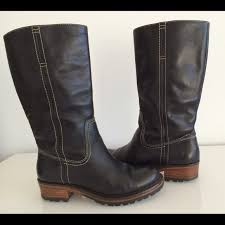 s frye boots sale frye s o l d frye black leather millie campus boots from