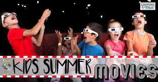 kids summer movies theaters in utah coupons 4 utah
