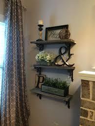Wrought Iron Home Decor 27 Rustic Wall Decor Ideas To Turn Shabby Into Fabulous Shelf