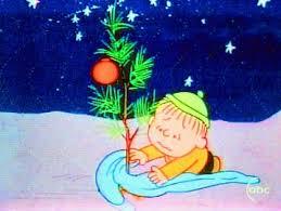 linus christmas tree christmas tree