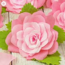 Paper Rose Topiary - paper flowers gallery craftgawker