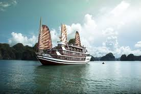 car junkyard in the philippines discover halong bay with the luxury paradise junk vld 01ch