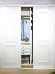 How To Hang A Closet Door How To Hang A Closet Door Throughout Hanging Sliding Doors Ideas 0