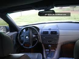 bmw x3 interior 2004 image 80