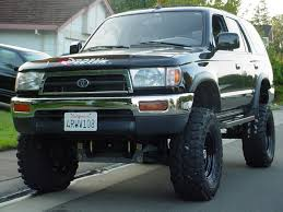 toyota 4runner lifted 2006 fabtech frontier lift kit is here pictures page 9