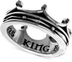 baby king rings images King baby studio silver rings shopstyle jpg