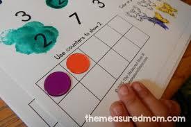 free number worksheets 1 10 the measured mom