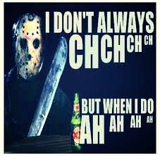 Funny Friday The 13th Meme - friday the 13th 2013 funny thrillers and chillers pinterest