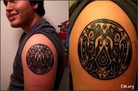 quillayute tribal markings twilight tattoos