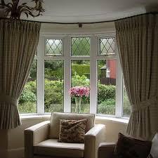 Designer Window Curtains Surprising Bay Window Curtain Designs 42 In Room Decorating Ideas