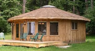 How To Build A Wooden Awning Why Our Ancestors Built Round Houses And Why It Still Makes