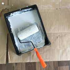 what of roller should i use to paint cabinets how to clean paint rollers and tray diy family handyman