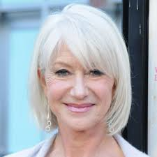 stylish cuts for gray hair 30 gray hair styles fine hair haircuts and bangs