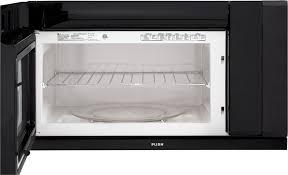 Microwave Toaster Combo Lg Lg Lmhm2017sb 2 0 Cu Ft Over The Range Microwave Black