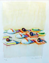 Wayne Thiebaud Landscapes by Artworks By Wayne Thiebaud At Adler Co Gallery On Artnet