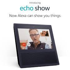 amazon echo show voice responses from alexa are now enhanced with