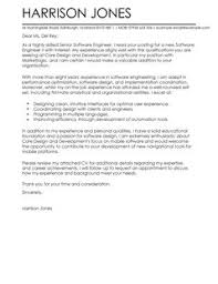 software engineer cover letter examples for engineering livecareer
