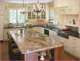 Formica Kitchen Countertops Diy Kitchen Countertops Home Design Ideas