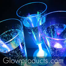 light up drinking glasses party city glow wedding decorative lighting ideas glowproducts com