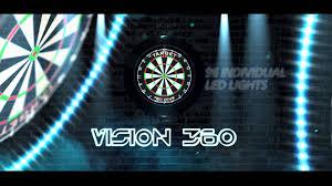 Target Led Light Bulbs by Vision 360 Dartboard Illumination System Youtube