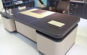 modern bureau modern luxury executive office desk furniture k j deco bureau