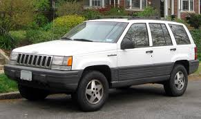 slammed jeep grand cherokee your first car