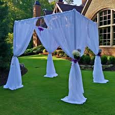 canopy rentals chuppah wedding canopy rental a grand event