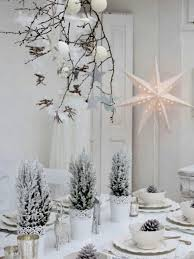 White Christmas Decorations Pinterest by 1039 Best Christmas Table Decorations Images On Pinterest