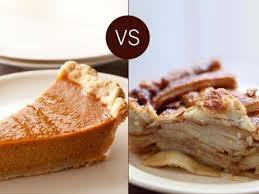 best thanksgiving pie pumpkin pie or apple pie devour cooking