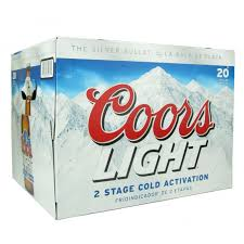 case of coors light coors buy domestic colorado beer liquor mart