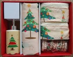 Christmas Towels Bathroom Decorating Your Home For Christmas