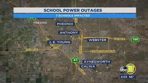 Pg E Power Outage Map Power Outage Abc30 Com