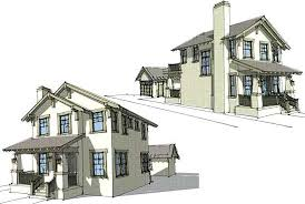 narrow lot house plans craftsman plan w44037td award winning narrow lot house plan e architectural