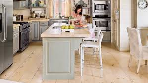 southern living kitchen ideas endearing stylish kitchen island ideas southern living with