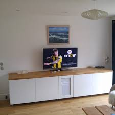 media console with glass doors tv media furniture archives ikea hackers archive and storage units