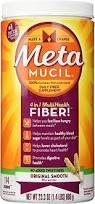 amazon com metamucil smooth texture sugar free unflavored 114