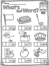 l blends fun practice worksheets teaching ideas pinterest