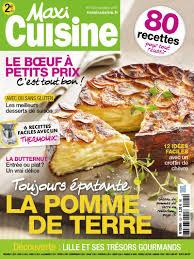 abonnement magazine de cuisine abonnement magazine maxi cuisine salon saveurs abobauer com
