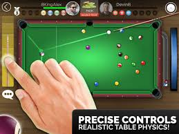 Table Pool Kings Of Pool On The App Store