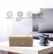 2pcs fabric oem bt gadget parlantes bluetooth speaker for outdoor